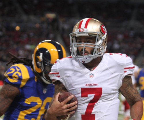 San Francisco 49ers QB Colin Kaepernick to sit out again