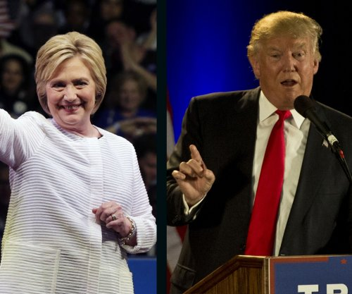 UPI/CVoter poll: Hillary Clinton has 2-point lead over Donald Trump