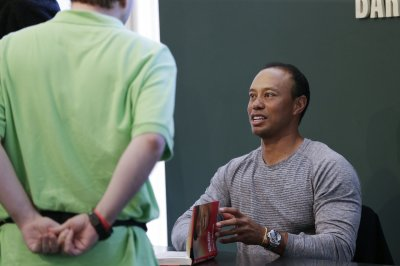 Tiger Woods' back feels better
