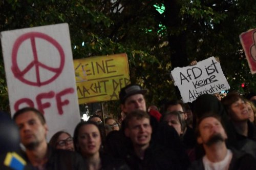Anti-AfD protests break out in Germany
