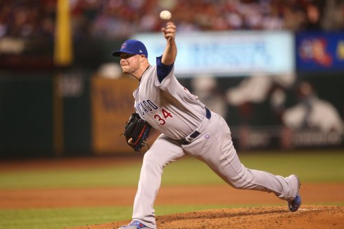 Chicago Cubs' magic number one following win over St. Louis Cardinals