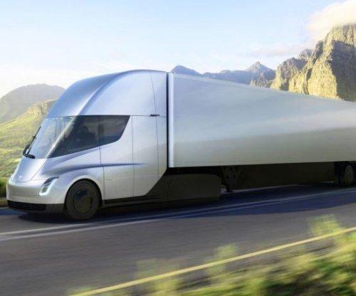 UPS reserves 125 Tesla electric trucks