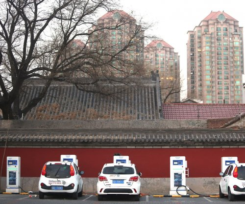 China considers tech center for alternative energy vehicles