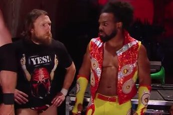 WWE Smackdown: Team Hell No, New Day join forces