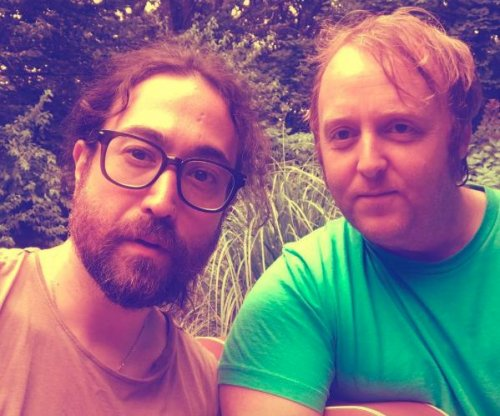 John Lennon, Paul McCartney's sons share selfie