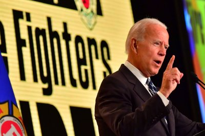 Biden hints at possible presidential run in speech