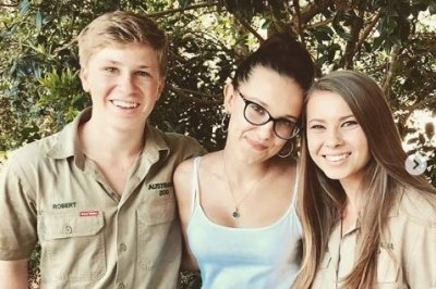 Millie Bobby Brown visits Bindi Irwin at Australia Zoo