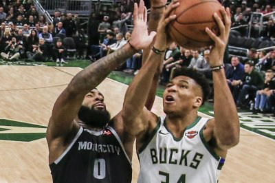Giannis Antetokounmpo, James Harden, Paul George named finalists for NBA MVP