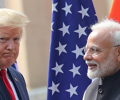 Trump wraps India visit after defense, trade talks with PM Modi