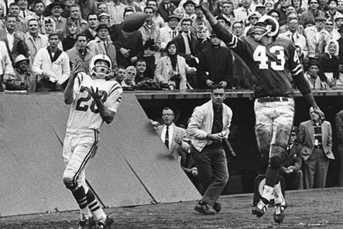Former Colts, Steelers star WR Jimmy Orr dies at 85