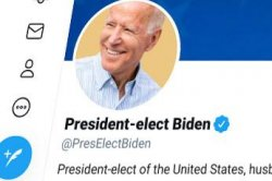 Biden gets pending @POTUS Twitter account, but not Trump followers