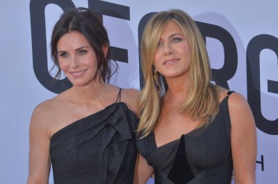 Courteney Cox on 'Friends' reunion: 'It was unbelievable'