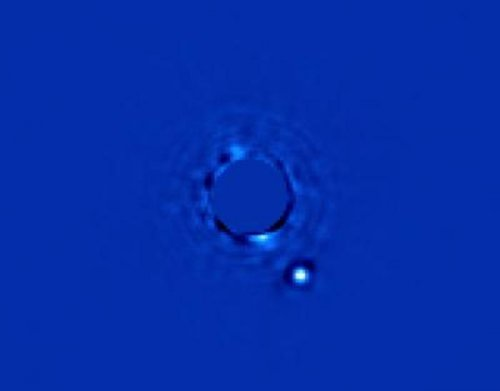 Planet-hunting telescope camera returns first images of exoplanets