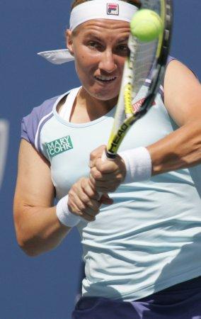 Kuznetsova now ranked eighth in the world