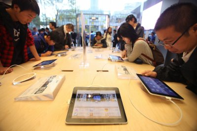 Faster, slimmer, 2-camera iPad said likely