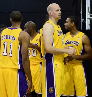 Lakers deal Steve Blake to Warriors; Could be look to move Chris Kaman or Jordan Hill