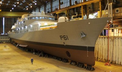 Ireland commisions OPV by Babcock International