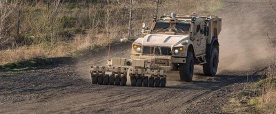Oshkosh demos UGV technology at Paris defense show