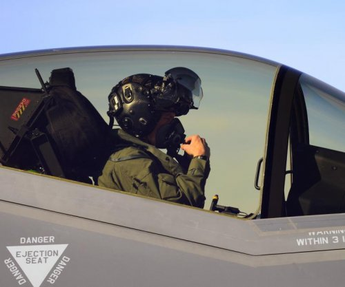 F-35 ejection seats can snap pilots' necks, tests show