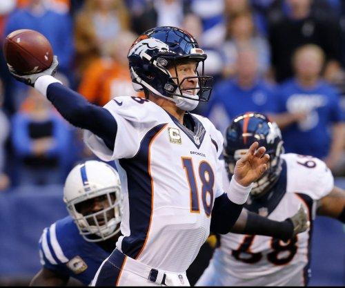 Depth charge? Denver Broncos list Peyton Manning as starter