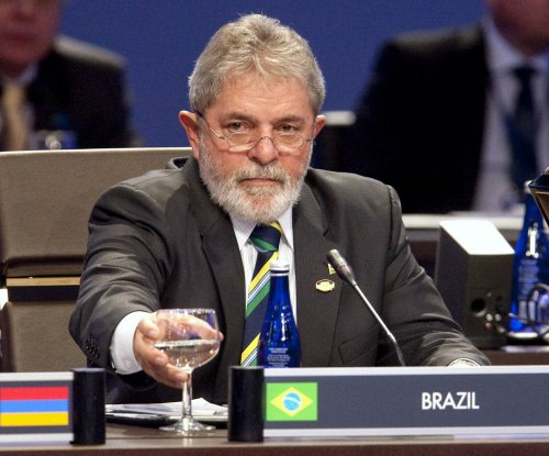 Ex-Brazilian president Luiz Inacio Lula da Silva detained in corruption inquiry