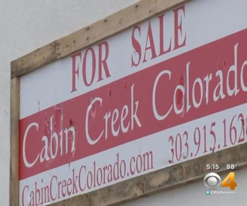 Colorado 'ghost town' listed for $350,000 on Craigslist