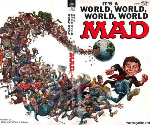 Jack Davis, MAD magazine artist, dead at 91