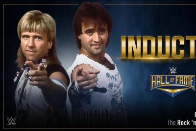 The Rock 'n' Roll Express to be inducted into WWE Hall of Fame