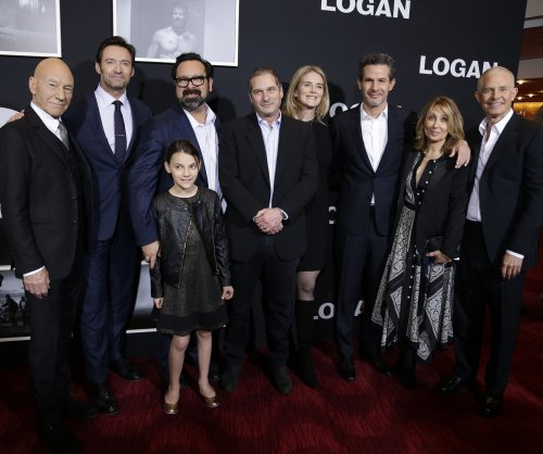 'Logan' is the No. 1 movie in North America with $85.3M