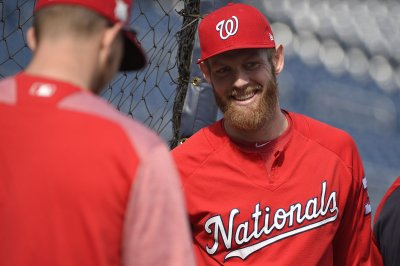 Washington Nationals: Stephen Strasburg to start Game 1 vs. Chicago Cubs