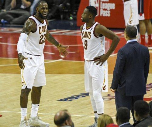 LeBron James dominates as Cleveland Cavaliers top Washington Wizards