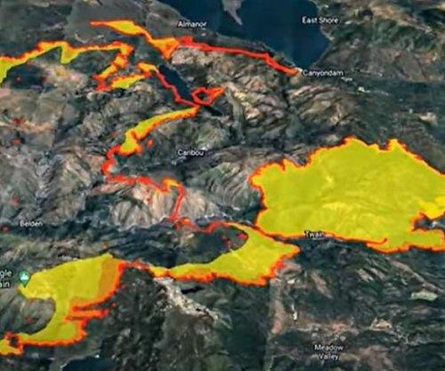 Better weather helps crews make progress against Bootleg, Dixie wildfires