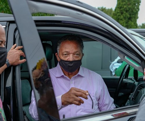 Rev. Jesse Jackson discharged from physical rehab facility