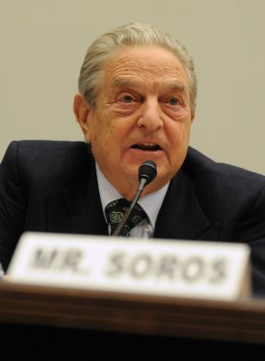 Soros presses China for currency reform