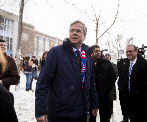 Bush brothers band together against Trump