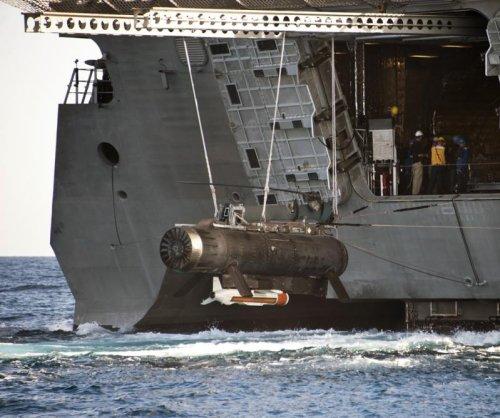 U.S. Navy tests variable depth sonar for Littoral Combat Ship