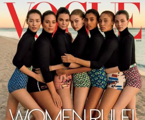 Ashley Graham defends Vogue cover pose after criticism