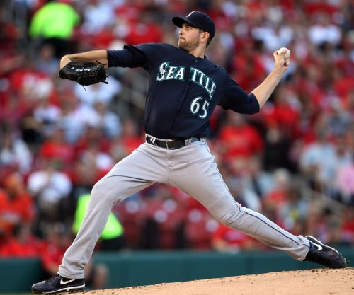 Returning James Paxton, streaking Seattle Mariners shut out Colorado Rockies