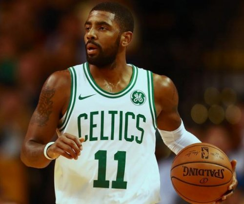 Boston Celtics guard Kyrie Irving knocked out of game, enters concussion protocol