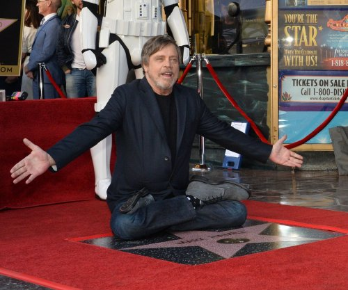 Mark Hamill honored with star on Hollywood Walk of Fame