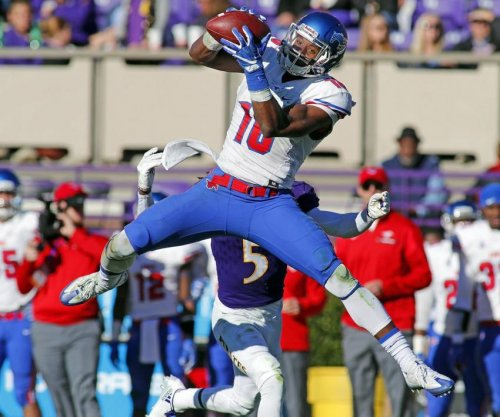 WR Courtland Sutton among seven rookies signed by Denver Broncos