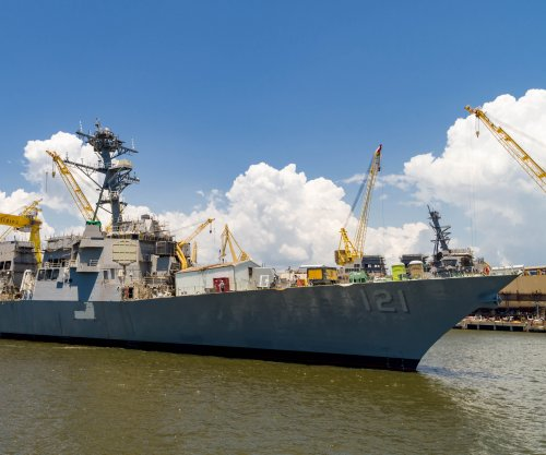 New destroyer USS Frank E. Petersen Jr. to be christened Saturday