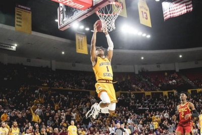 Arizona State star guard Remy Martin declares for 2020 NBA Draft