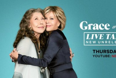 'Grace and Frankie' stars to perform live table read of Season 7 premiere