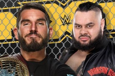 WWE NXT: Bronson Reed becomes North American Champion