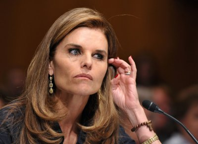 Shriver said irked by CBS report on her ex
