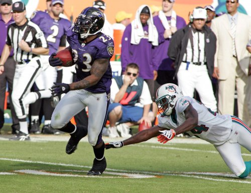 NFL: Baltimore 27, Miami 9