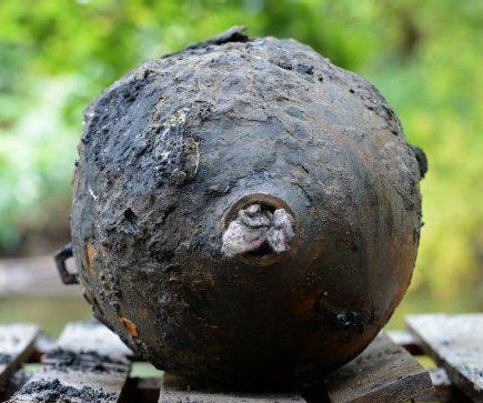 Unexploded World War II bomb found near Berlin