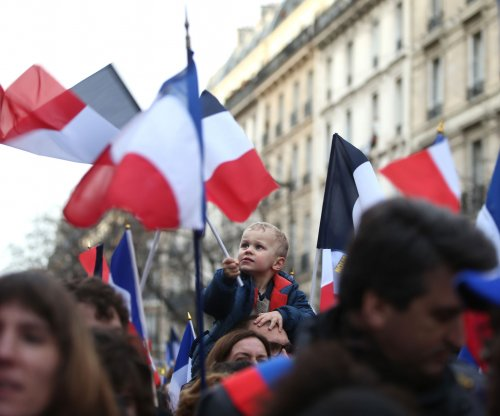 Marches in Paris shows unity, strength, defiance against terrorism