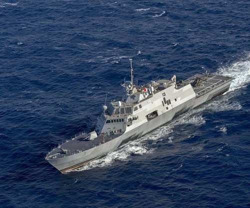 USS Fort Worth completes maintenance, repair availability in Singapore